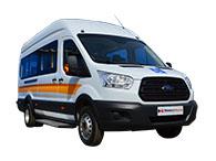 Микроавтобус для перевозки инвалидов на базе Ford Transit