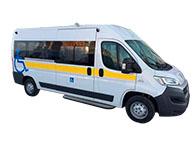 Микроавтобус для перевозки инвалидов на базе Fiat Ducato