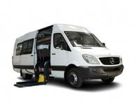 Автомобиль Mercedes Sprinter для перевозки инвалидов