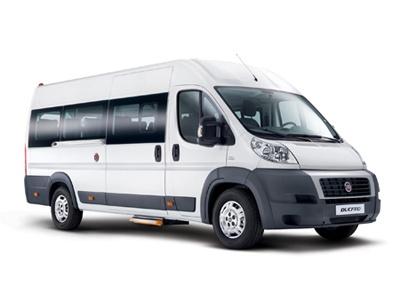микроавтобус фиат