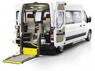 Микроавтобус для перевозки инвалидов на базе Renault Master
