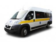 Микроавтобус для перевозки инвалидов на базе Peugeot Boxer
