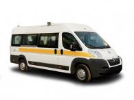 Микроавтобус для перевозки инвалидов на базе Citroen Jumper