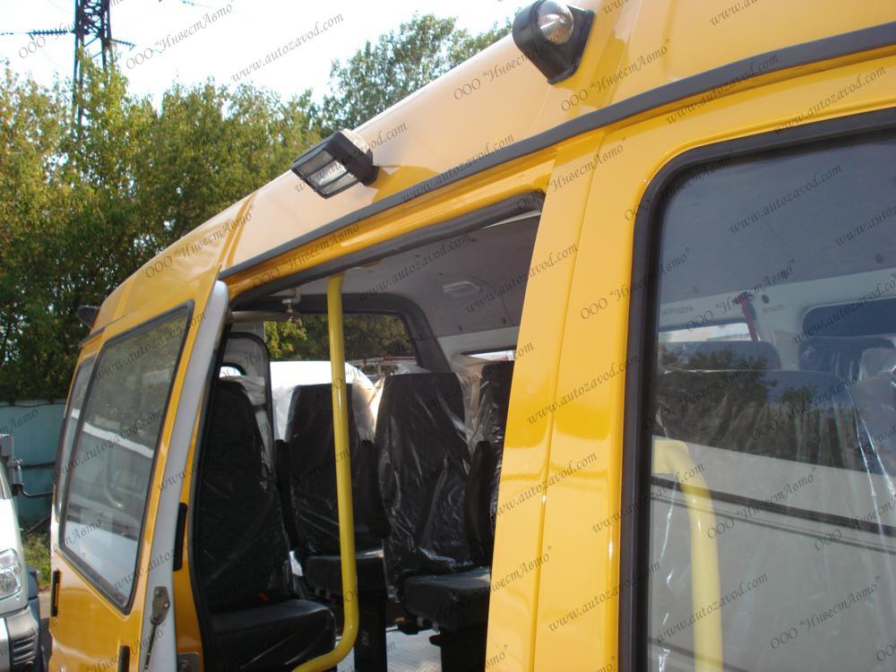 автобус на базе ГАЗ-3221»
