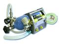 Аппарат искусственной вентиляции легких с ручным приводом